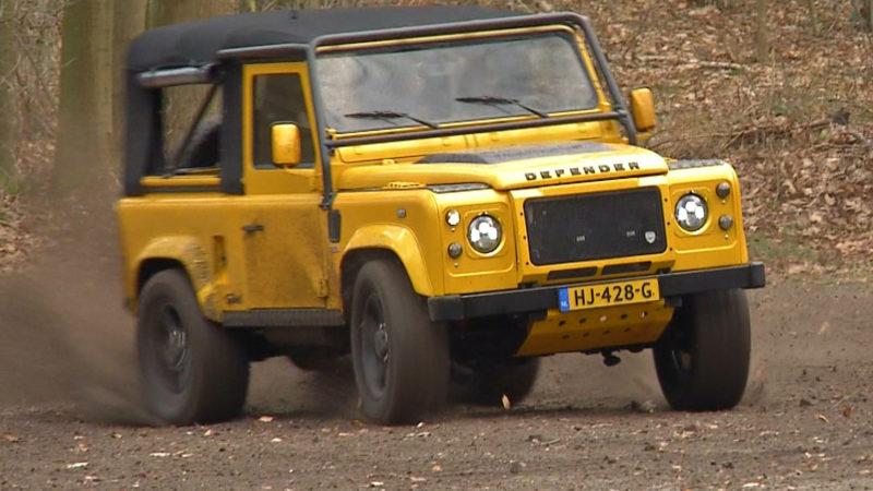 Deze zondag zie je in Cars & Characters het verhaal van Tophat
