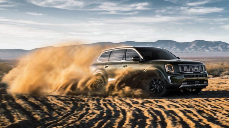 2020 World Car Awards voor Kia e-Soul en Telluride