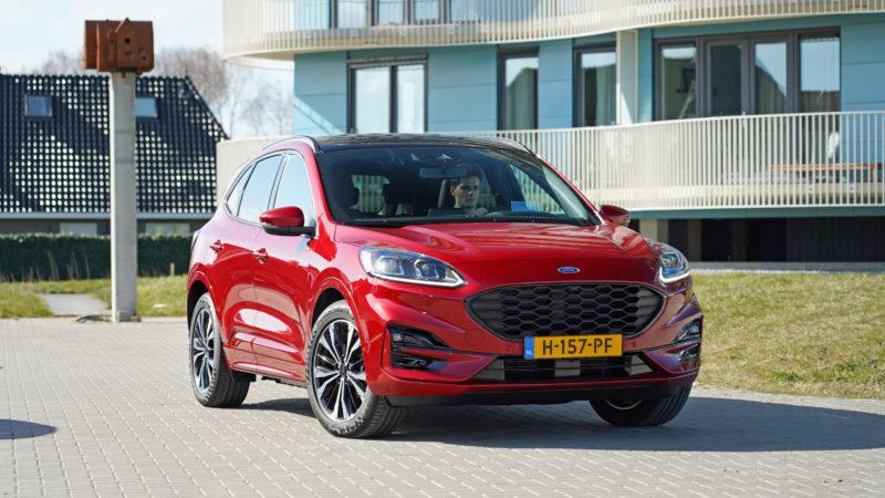 Nieuwe Ford Kuga nu bij de dealer