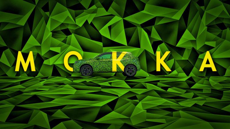 Nieuwe Opel Mokka de weg op, ook met elektrische aandrijving