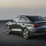Natural beauty: de nieuwe Audi A3 Limousine
