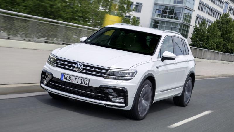 Tiguan doorbreekt de 6 miljoen en is de best verkochte Volkswagen in 2019