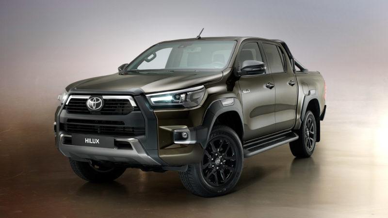 """Vernieuwde Toyota Hilux is """"onoverwinnelijk"""""""