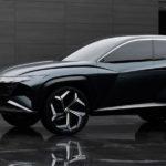 Hyundai showt concept car Vision T