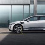 Jaguar i-pace: slimmer, beter verbonden en sneller op te laden