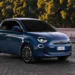 Dit is de nieuwe, volledig elektrische, Fiat 500 hatchback