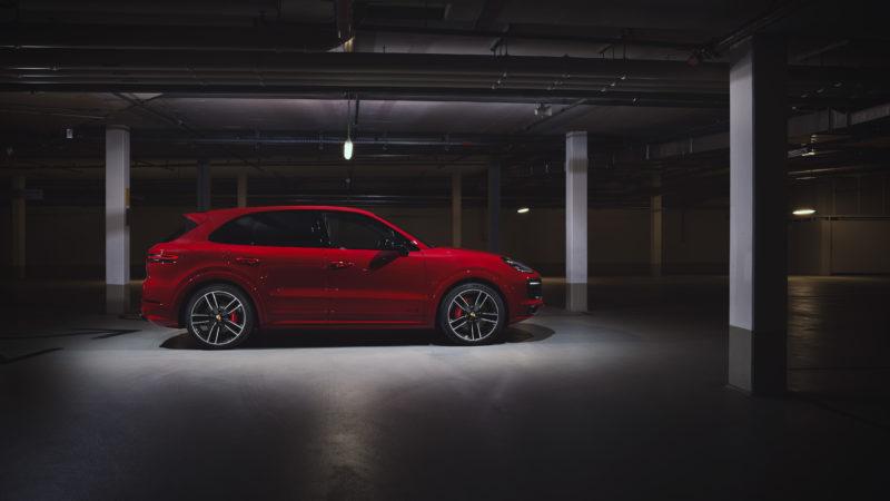 Nieuwe Porsche Cayenne GTS krijgt weer een achtcilinder