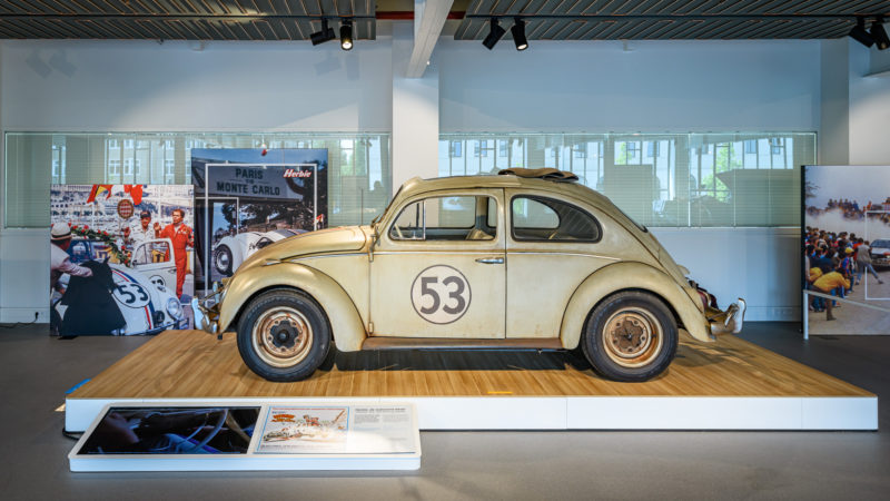 'Herbie' nu in Move Amsterdam