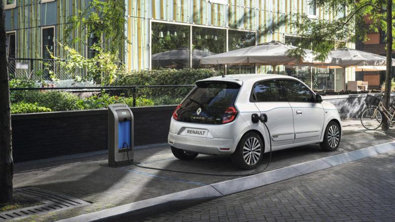 Renault TWINGO Electric gaat 20.590 euro kosten