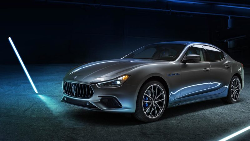 Eerste hybride Maserati is een feit
