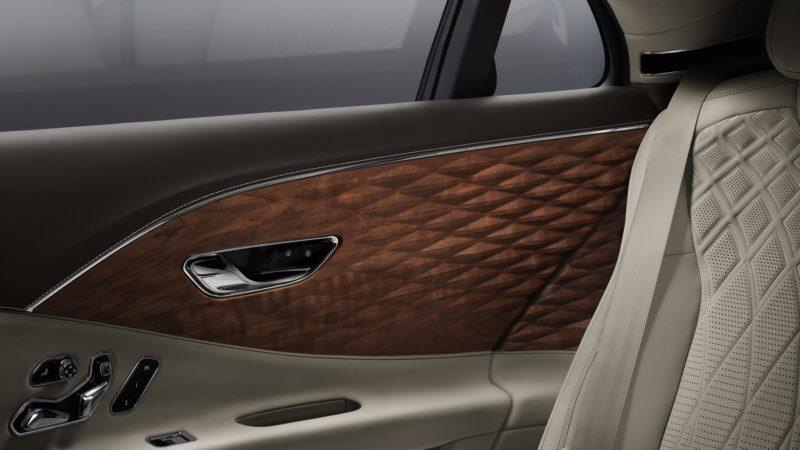 Als je van hout houdt; Bentley 3D-Wood