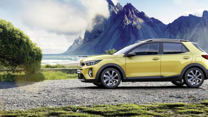 Vernieuwde Kia Stonic: standaard met mild-hybridtechnologie