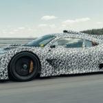F1 Hypercar van Mercedes-AMG is bijna gereed