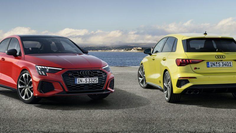 Dit is de nieuwe Audi S3!
