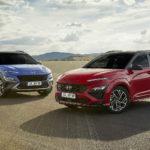Hyundai toont nieuwe KONA en KONA N Line
