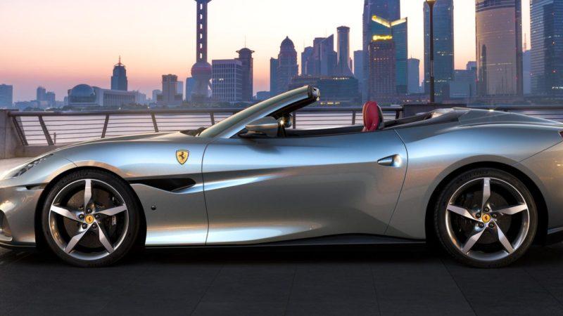 Dit is de nieuwe Ferrari Portofino M!