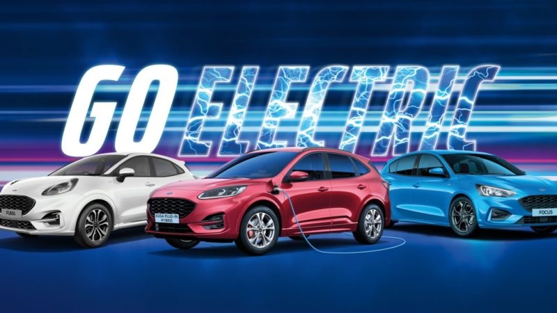 Ford Go Electric – 25 september t/m 1 oktober 2020 – Rotterdam