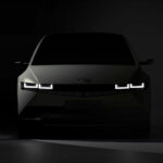 Hyundai deelt teaser IONIQ 5