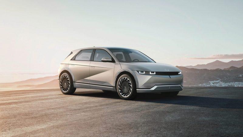 Hyundai onthult elektrische IONIQ 5