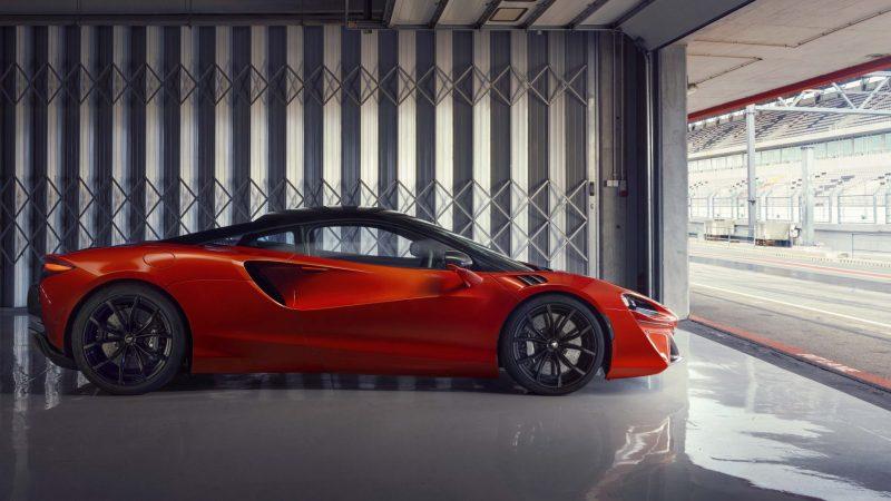 McLaren Artura: supercar met de uitstoot van een middenklasser!