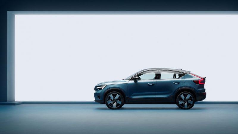 Volvo presenteert nieuwe, elektrische C40 Recharge